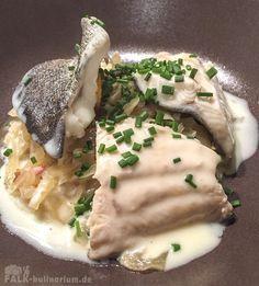 Forelle blau - Falk Kulinarium