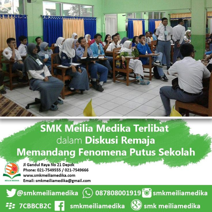 Come on #late #join #daftar #smk #smkmeiliamedika #cinere #sekolah #menengah #kejuruan #keperawatan #rsmeilia #cibubur #depok #cileungsi #tangerang #bekasi #bogor #jakarta #indonesia