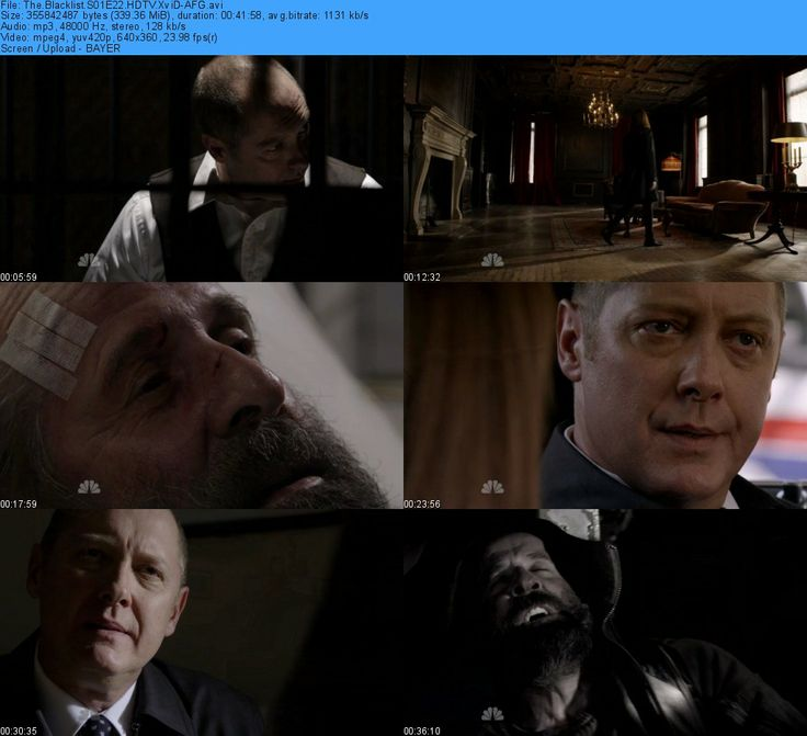I am watching The BlackList, Berlin: Conclusion (S01E22)