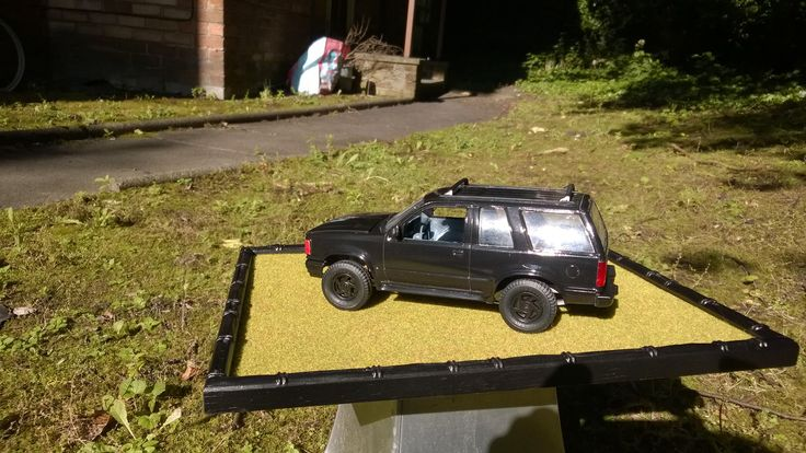 Chris Marston's excellent Ford build