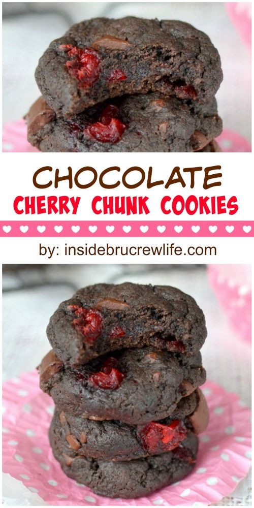 These easy and decadent chocolate cookies that are perfect for the chocolate lover in you