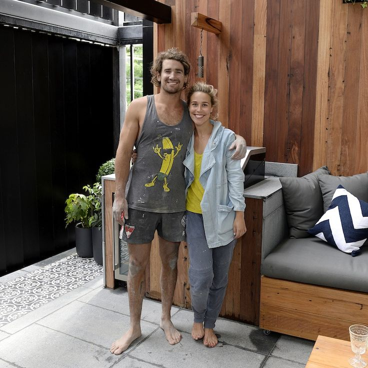 Charlotte and Josh | Room Reveal 10 | Terraces and CommonThe Block Shop - Channel 9