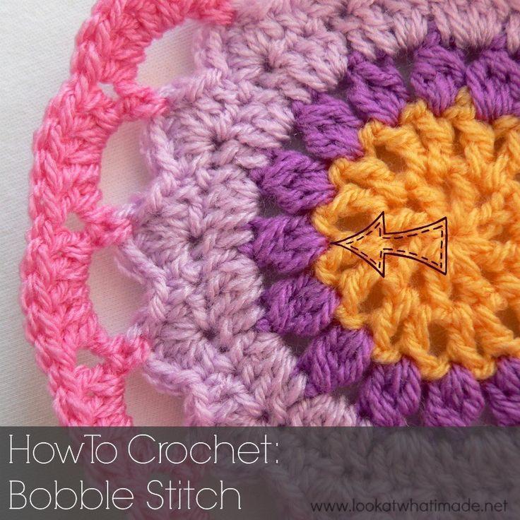 hacer ganchillo crochet crochet medio punto de pie otra forma de ...