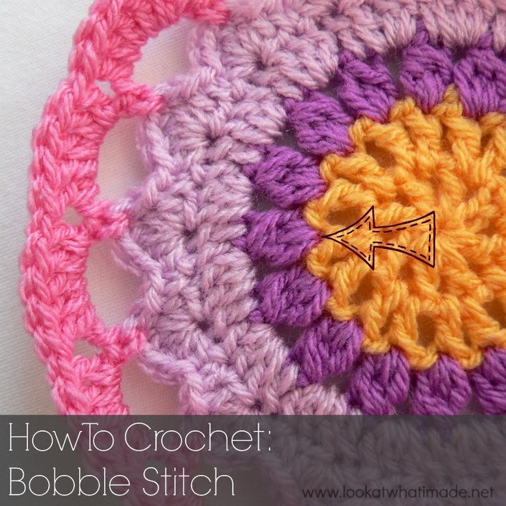 Crochet Stitches Dc3tog : hacer ganchillo crochet crochet medio punto de pie otra forma de ...