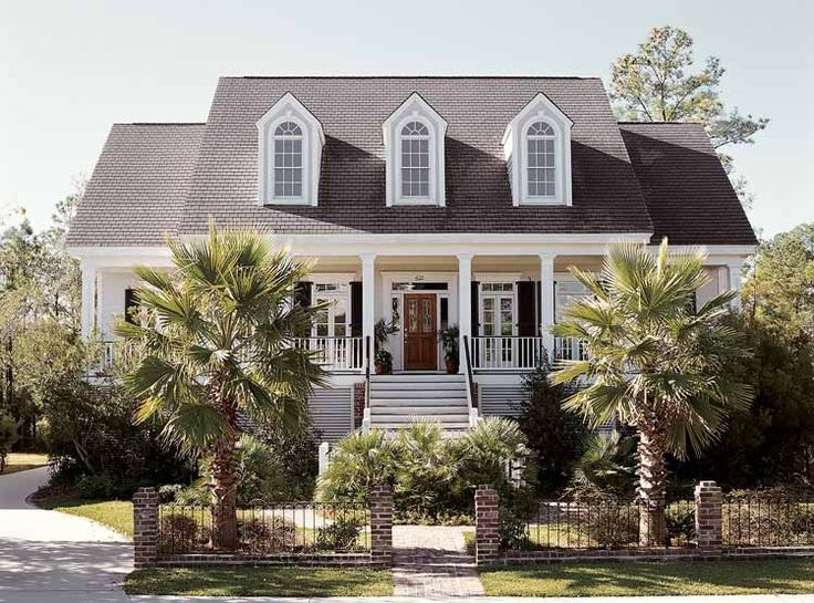 Low Country House Plan with 3223 Square Feet and 4 Bedrooms from Dream Home Source | House Plan Code DHSW40851
