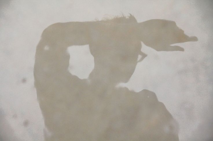 Self-portrait abstract 4