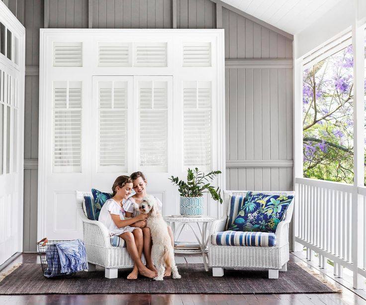 A forward-thinking Brisbane couple transformed a tired Queenslander into a home that will impress for generations.