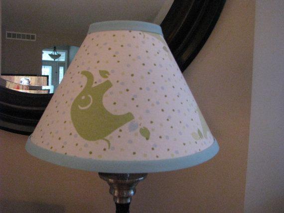 Eli's Elephant lamp shade by Zacharydickorydock on Etsy, $26.00