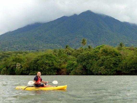 Kayaking Lake Nicaragua | Ometepe, Nicaragua