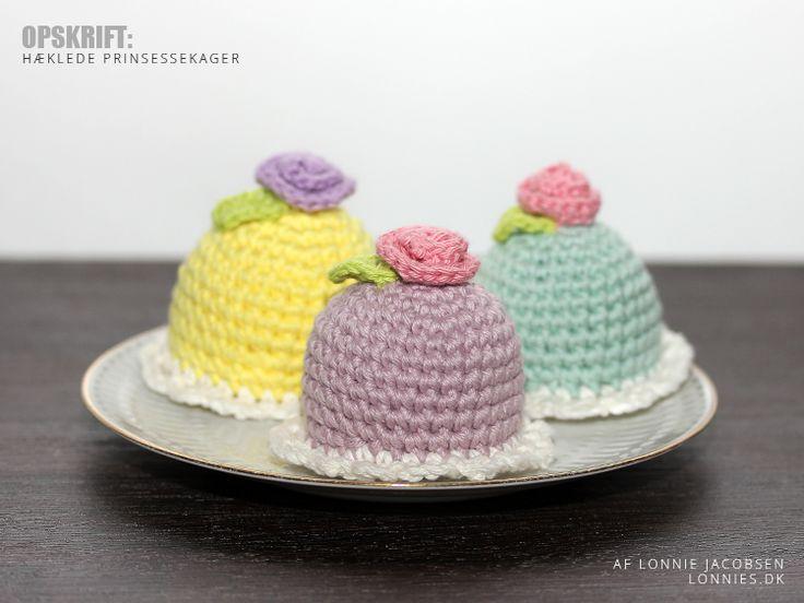 Crochetpattern - princesscake