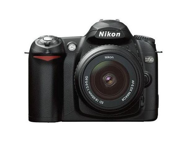 Nikon D50: tips for using your digital camera