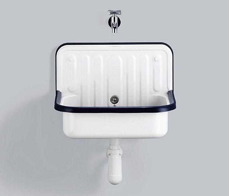 AG.STAHLFORM510U by Alape | Bucket sinks