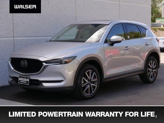 2018 Mazda Mazda Cx 5 Grand Touring I Active Warranty For Life Suv Mazda White Bear Lake Used Cars