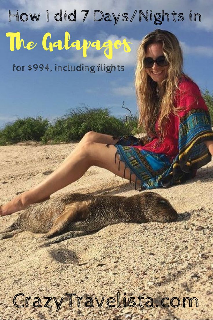 How to travel solo to The Galapagos on the cheap! Mega Post with all the details!