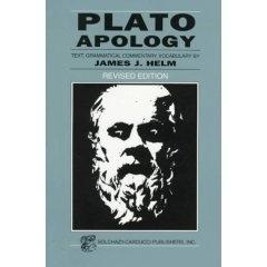 Apology - Plato.