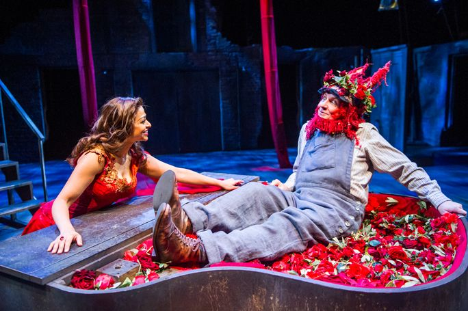 A Midsummer Night's Dream review at the Royal Shakespeare Theatre, Stratford-upon-Avon – 'celebratory'