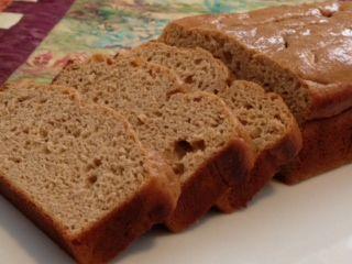 PB2 Banana Protein Bread