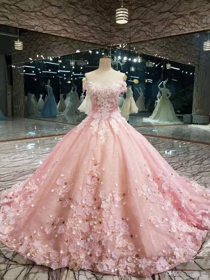 Actual Photographs Off The Shoulder Luxurious Lengthy Prepare Lace Beaded Crystals Bow Wedding ceremony Clothes 2017 Bridal Gown Robe Pink Wedding ceremony Clothes Mature Bride Wedding ceremony Clothes Princess Ball Robe From Faisata, $703.57| DHgate.Com