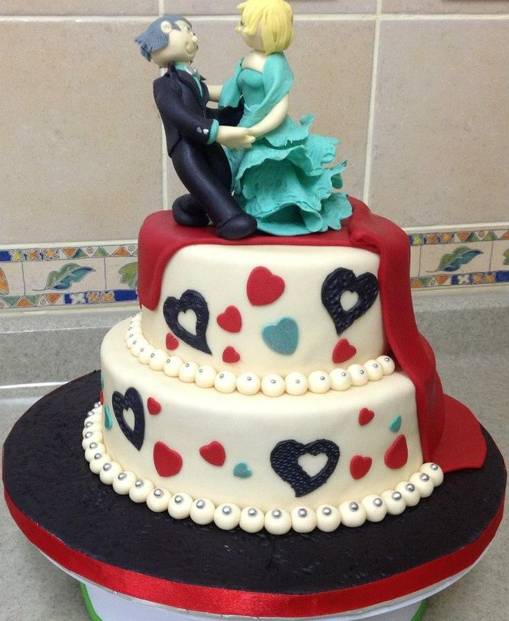 18 best images about Dancing cake on Pinterest Birthday ...