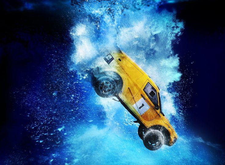 sinking rally car. by Sean Gladwell on 500px