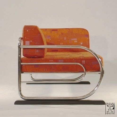 Zeitlos-Berlin Art Deco Chair. @Deidré Wallace