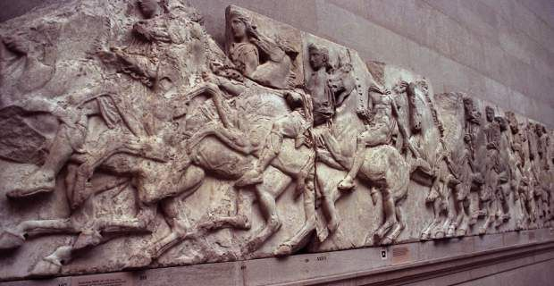 Νέα στοιχεία από το αρχείο Έλγιν: Πώς πριόνισαν τη ζωφόρο του Παρθενώνα