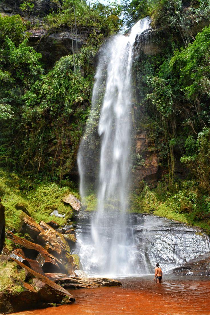 Cachoeira do Arco-íris, Lima Duarte, Minas Gerais