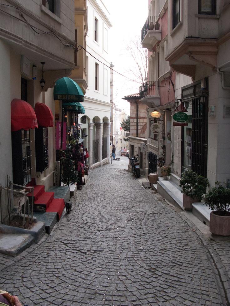 istanbul, where?
