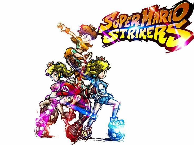 Super Strikers Football Final Smash