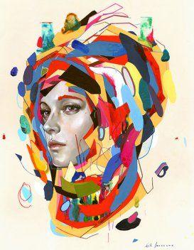 Moderne Kunst von Erik Jones – Avantgarde für Galerie & Auktion | Superflu -