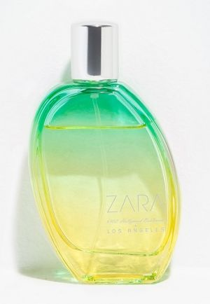 6902 Hollywood Boulevard Los Angeles by #Zara TOP: pear, mandarin, grapefruit; HEART: rose, lily of the valley, ylang ylang; BASE: cedar, musk