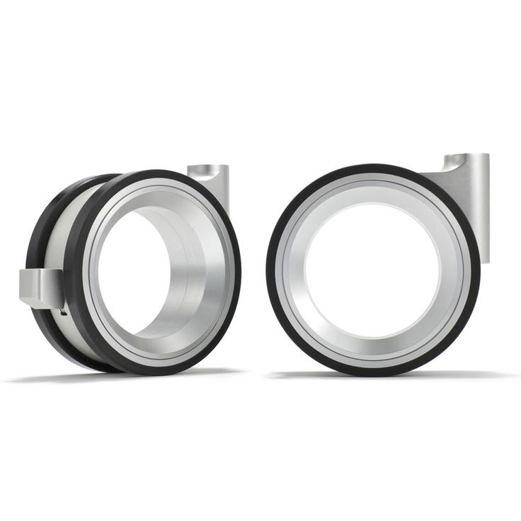 Hub-less wheels, aluminium, rubber http://acpcladdingindelhi.wordpress.com/ http://acpcladdingindelhi.blogspot.in/
