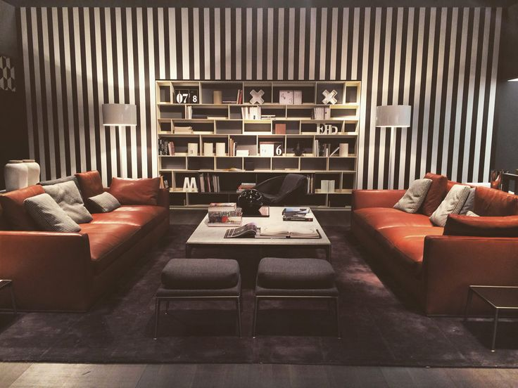 #B&BItalia indoor collection presented during #immCologne2016
