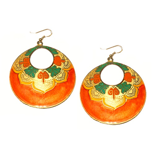 Beautiful Coral Color~!!! www.costumejewelry1.com