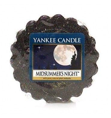 Yankee Candle WOSK TARTA Midsummer's Night | DOMOWE SPA \ świeczki zapachowe \ Yankee Candle \ woski zapachowe DOMOWE SPA \ ŚWIECZKI ZAPACHOWE I WOSKI \ YANKEE CANDLE | Minti Shop
