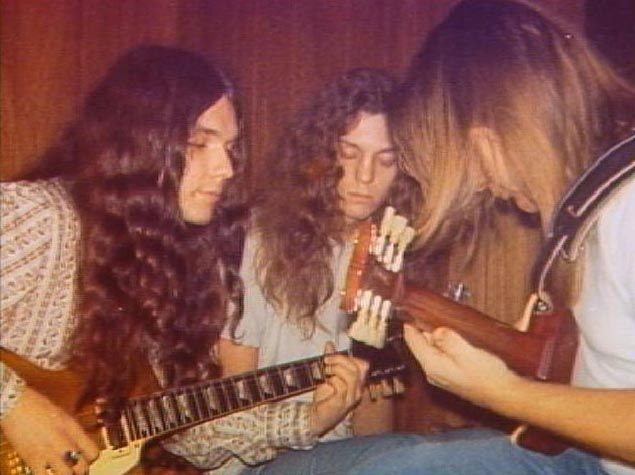 Gary Rossington, Allen Collins, Ed King