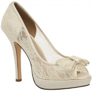 Brianna Leigh Queen Wedding Shoes
