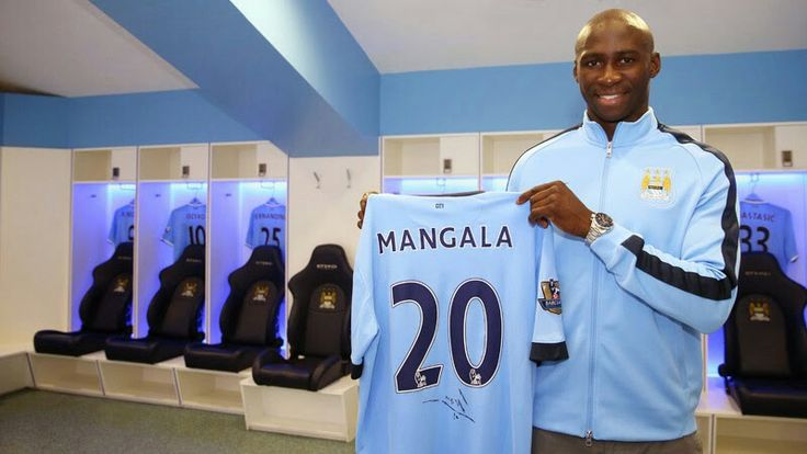 Mangala as a Manchester city Player