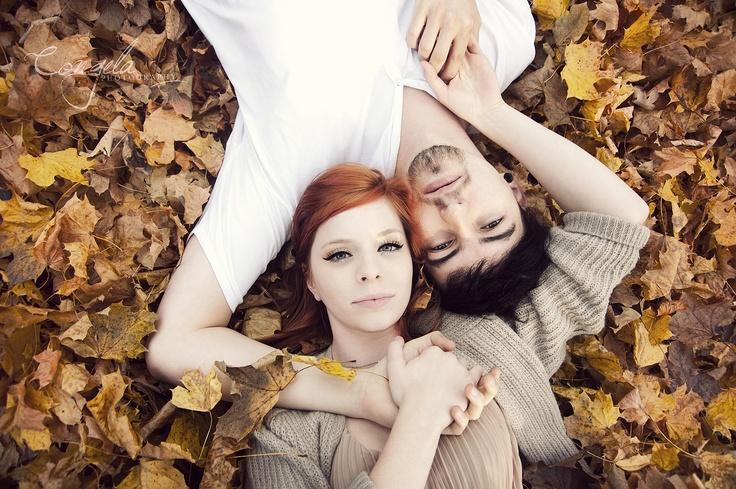 #thethirdboice autumn couple