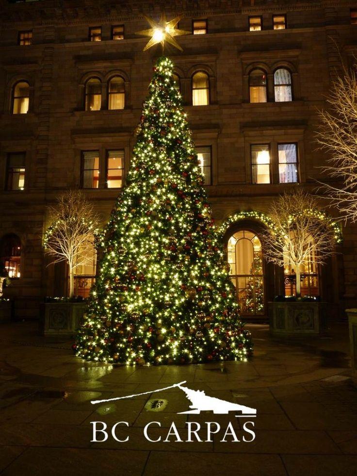 """La Navidad en la Gran manzana """"New York"""""""
