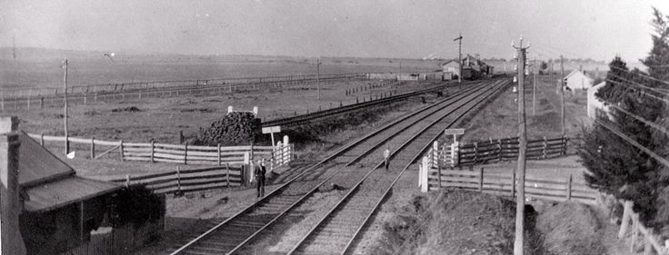 Broadmeadows, 1905.