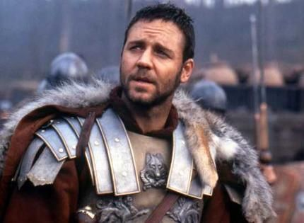 Russell Crowe-this is probably my fave Crowe movie