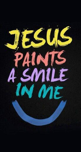 JESUS= my HAPPINESS!!!
