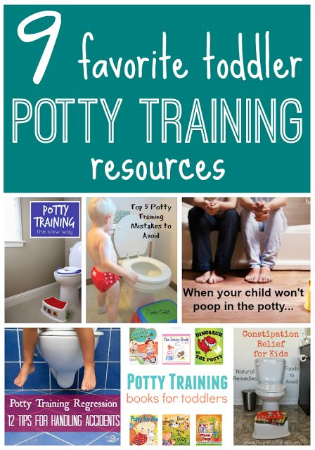 Toddler Approved!: 9 Favorite Toddler Potty Training Resources