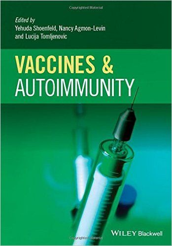 The discovery of autoimmune syndrome induced by adjuvants (ASIA) has prompted the release of the new medical textbook, Vaccines and Autoimmunity.
