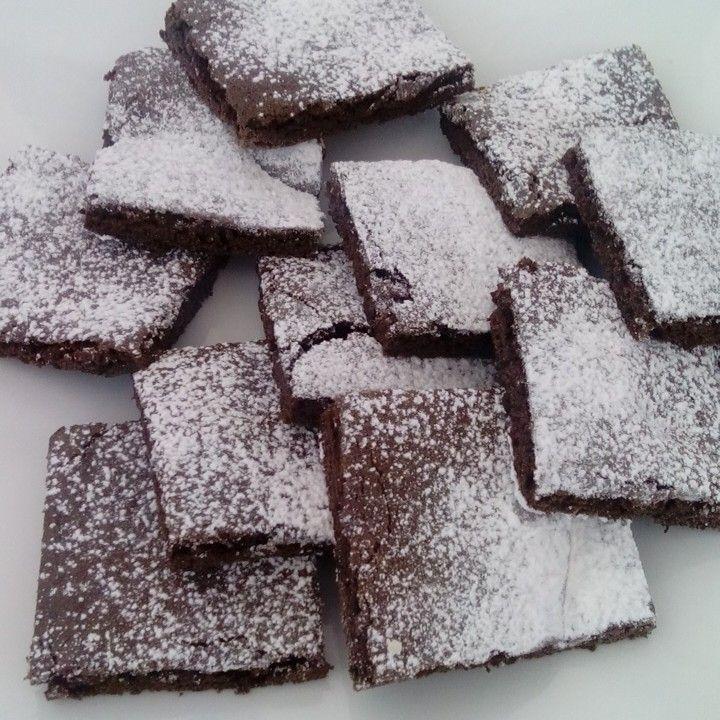 Marquesa de chocolate vegana