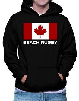 Flag Canada Beach Rugby