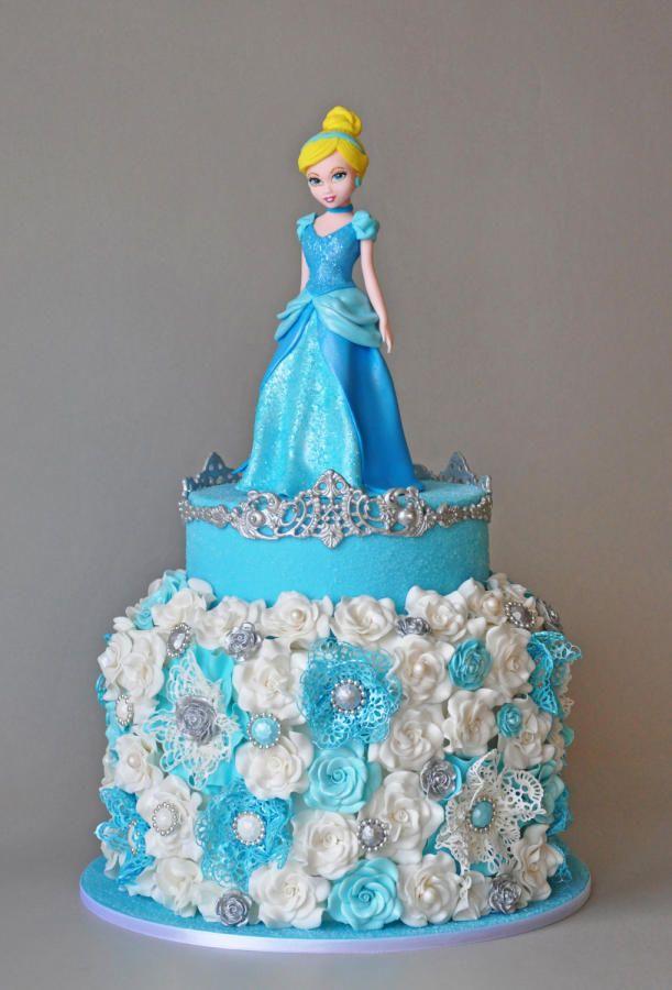 Cake Design Cinderella : Best 25+ Cinderella cakes ideas on Pinterest