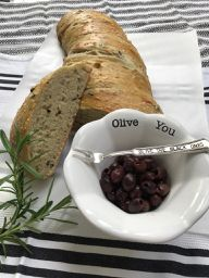 OLIVE BREAD Olive Bread