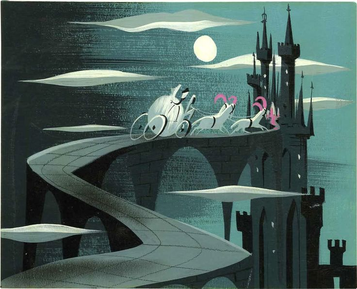 Mary Blair concept art  http://eatenbyducks.blogspot.com/2009/06/mary-blair-disney-paintings.html